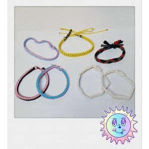 Handmade Friendship Bracelet Bundle
